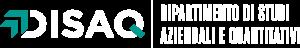 DISAQ | Dipartimento di Studi Aziendali e Quantitativi