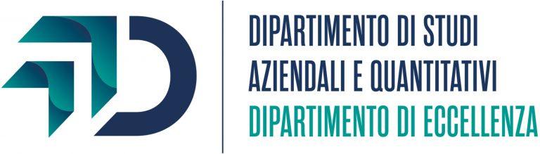 Dipartimento di Studi Aziendali e Quantitativi - Dipartimento di eccellenza