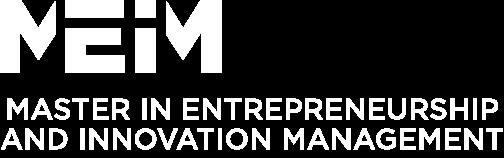 MEIM – Master in Entrepreneurship and Innovation Management